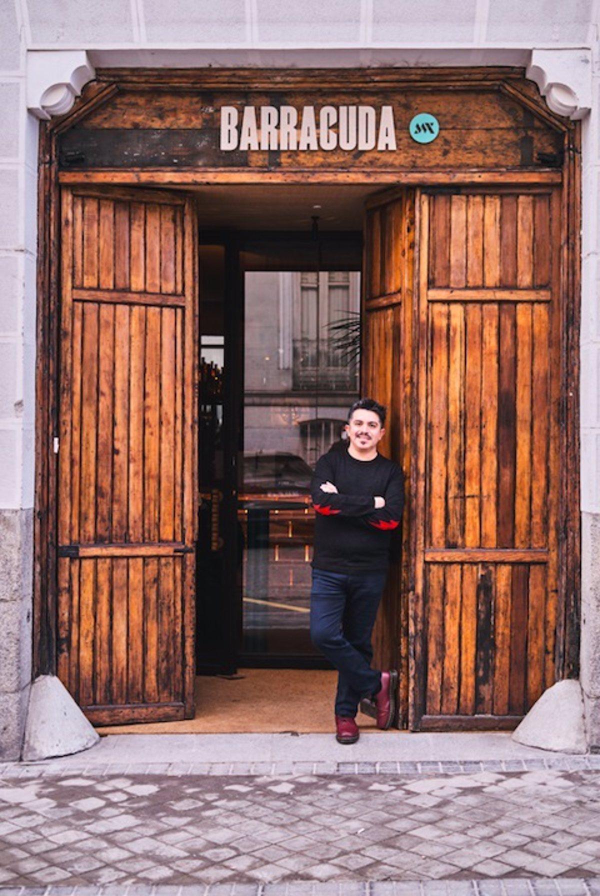 El chef Roberto Ruiz vuelve con Barracuda MX tras el cierre de Punto MX - Descubrir