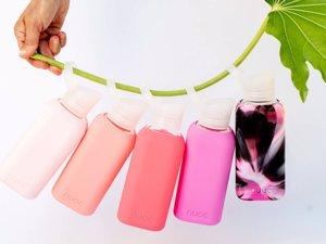 Nuoc, primera marca española de botellas reutilizables en ser reconocida por su compromiso con el Planeta