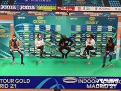 (Previa) Gallur apunta a nuevos récords mundiales en la final del World Athletics Indoor Tour Gold