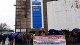 Los comités de Navantia firman un compromiso para defender los derechos de los operarios de mantenimiento