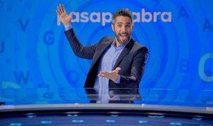 Antena 3 celebra este domingo los 20 años de 'Pasapalabra', con los expresentadores Jaime Cantizano y Silvia Jato