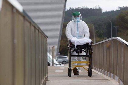 Las víctimas de la pandemia en Galicia ascienden a 2.227 tras otras siete nuevas muertes