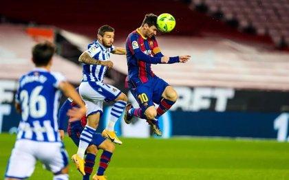 El Barça cerrará la jornada 28 en el Reale Arena el domingo 21 de marzo