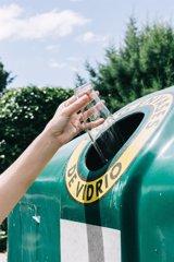 Ecovidrio homenajeará con una escultura el esfuerzo de los madrileños en el reciclaje de vidrio