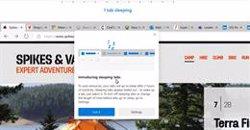 Microsoft Edge añadirá las pestañas en reposo y verticales