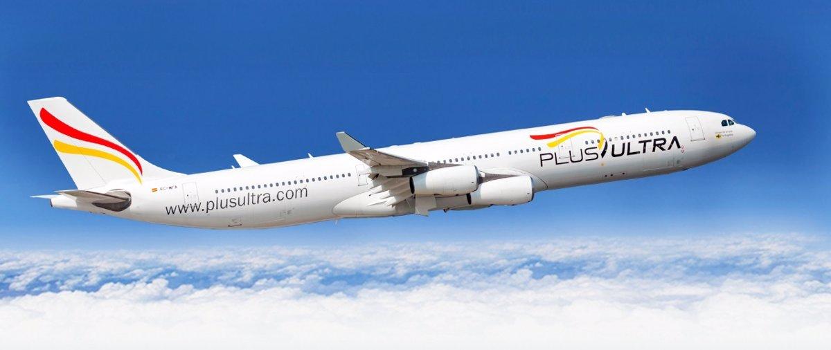 Se confirma el rescate de 53 millones de euros para la aerolínea Plus Ultra - Descubrir