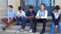 Jóvenes seminaristas de Cáceres graban un vídeo para dar a conocer su vocación y su vida en el centro