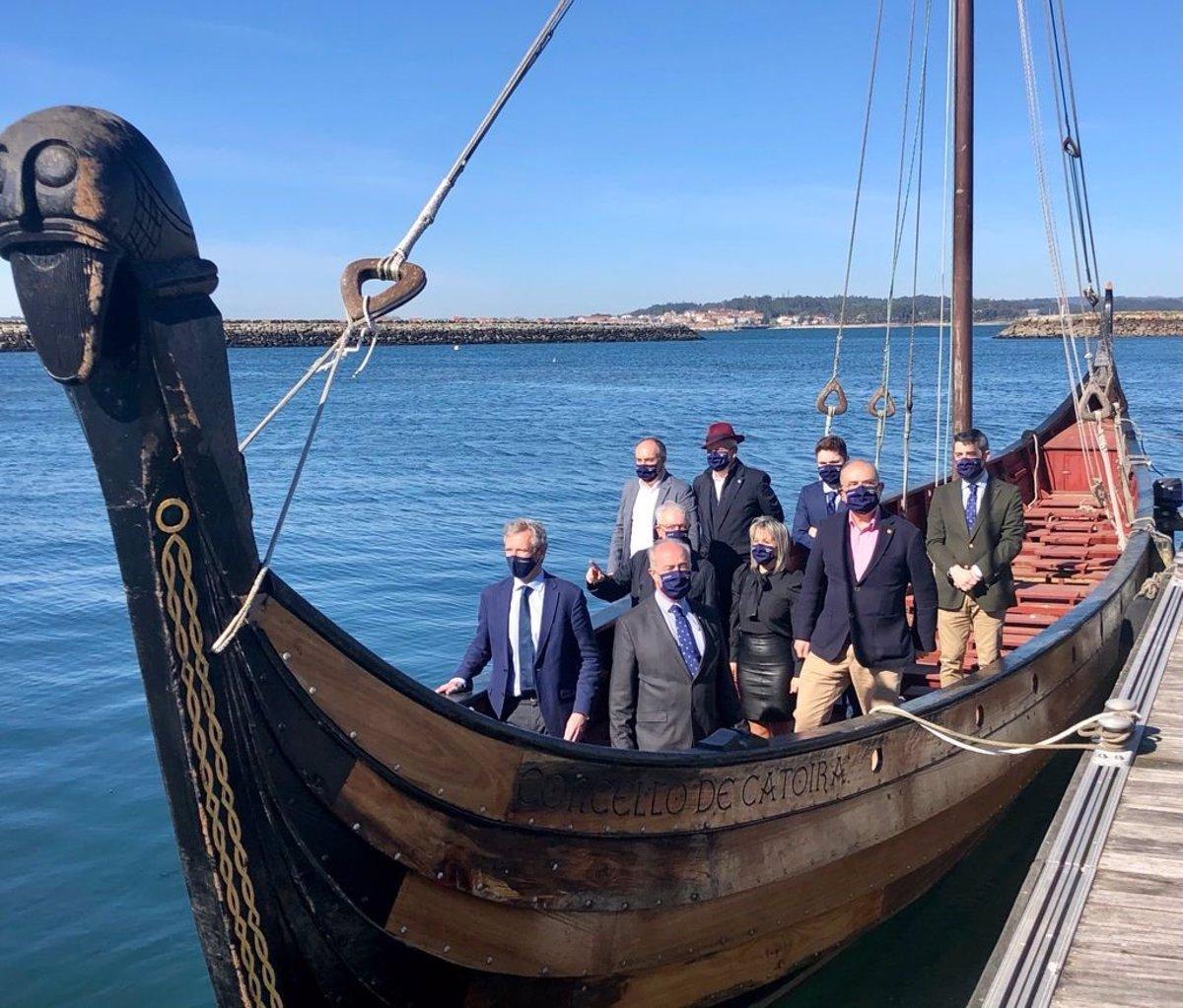 Galicia crea la marca 'Mar de Santiago' en Vilanova de Arousa, Catoira, Valga y Pontecesures - Descubrir