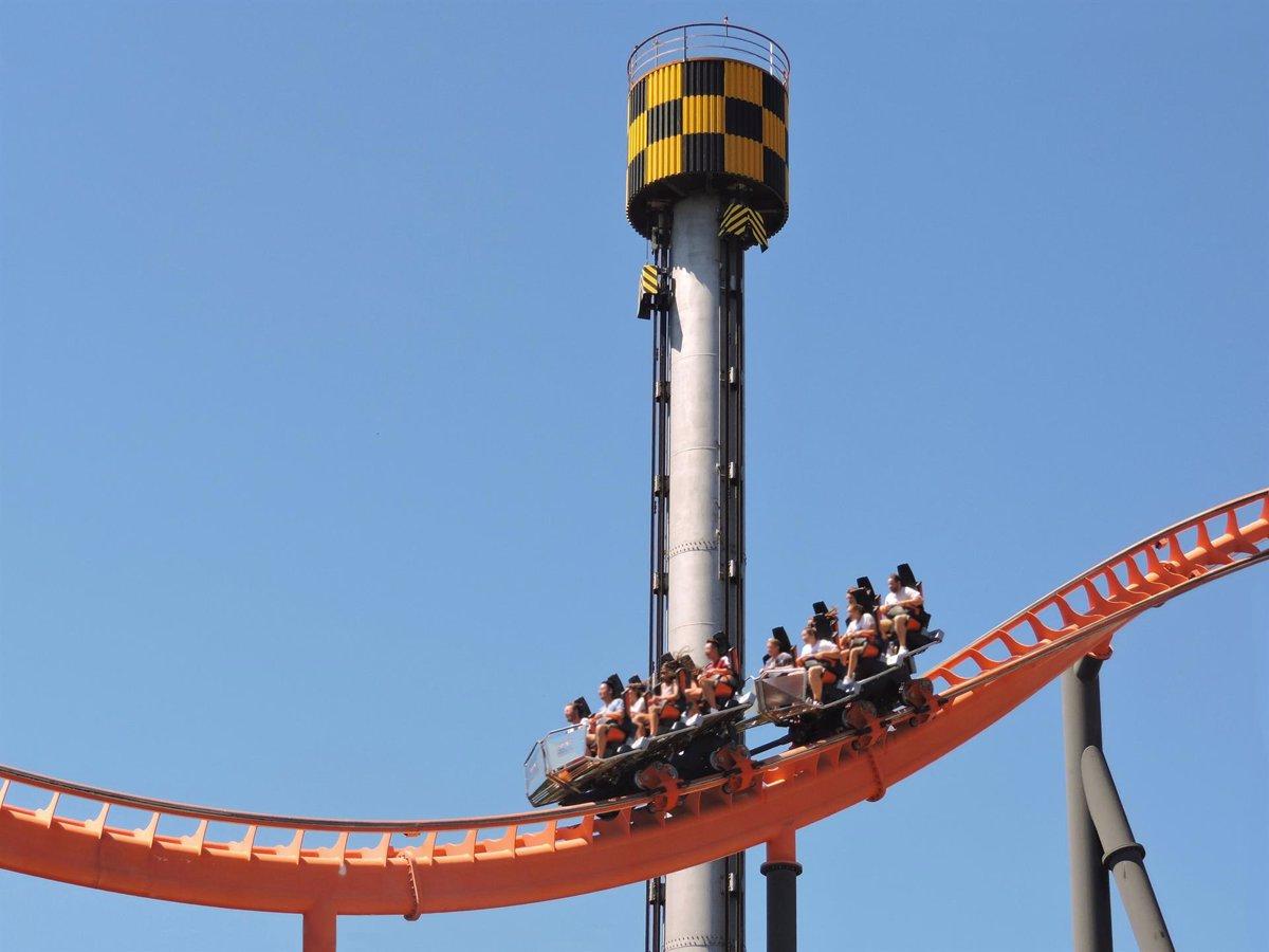 Los parques de atracciones abren sus puertas esta nueva temporada primando la seguridad y el ocio al aire libre - Descubrir