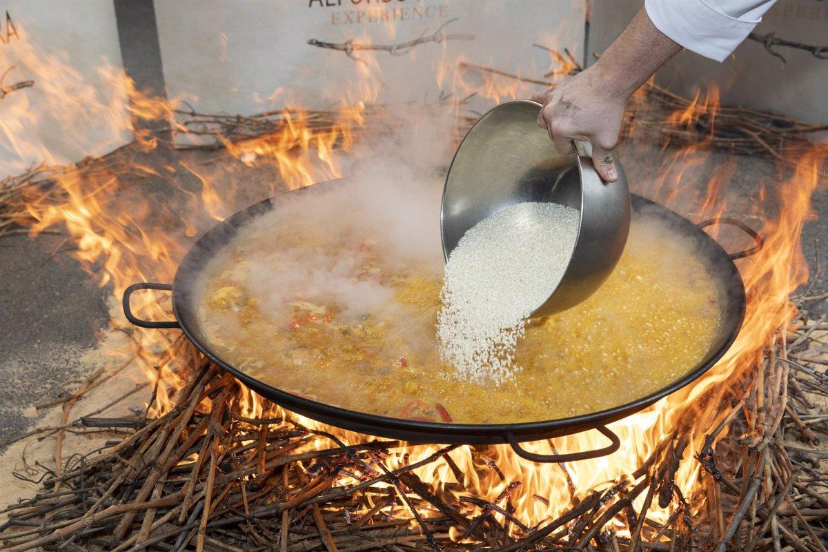 La paella valenciana aspira a ser bien de interés cultural - Descubrir