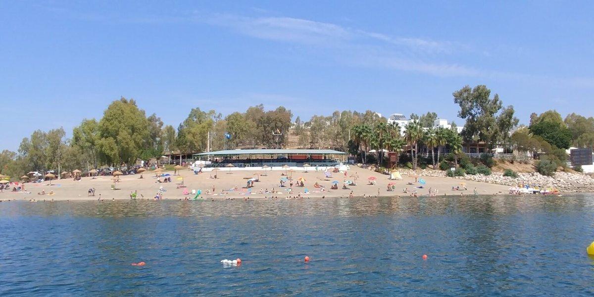 Extremadura presume de sus banderas azules en playas de interior - Descubrir