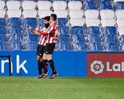 El Athletic deja escapar al final su pequeña revancha ante la Real Sociedad