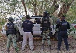 Detienen en México a tres presuntos miembros del Cártel del Golfo cómplices de 'El Vaquero'