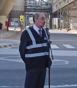 Aragón prorrogará este viernes el confinamiento perimetral autonómico