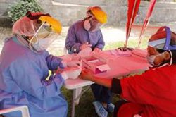 Perú registra más de 4.000 nuevos casos y cerca de 350 fallecidos de coronavirus en el último día