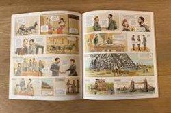 'Isaac Peral. La conquista de un sueño', el cómic sobre el ingeniero que da nombre al submarino que se bota en Cartagena