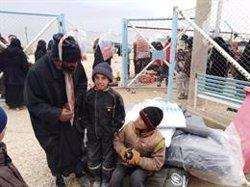 La ONU se muestra preocupada por el aumento de casos de coronavirus en el campamento de Al Hol en Siria