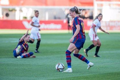 El FC Barcelona y el Levante completan las semifinales de la Copa Reina
