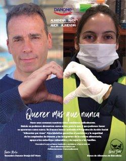La AESAN reconoce a Danone en los Premios Estrategia NAOS por el proyecto 'Alimentar por Amor'