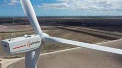 Acciona gana 97 millones de euros hasta marzo, un 24% más, impulsada por su negocio energético