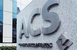 ACS renueva su programa de pagarés por importe máximo de 1.500 millones de euros