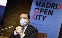 Lasquetty asegura que bajarán impuestos en Madrid en esta legislatura y cree que encontrarán puntos de acuerdo con Vox