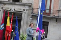 Almeida se reafirma en su compromiso con la Unión Europea y reivindica el mantenimiento de la cohesión social