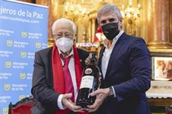 Fundación Emilio Moro se adhiere al programa de Mensajeros de la Paz en el Hospital Nacional de Parapléjicos de Toledo
