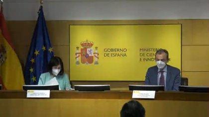 Más de 3.300 millones de euros de los fondos europeos se destinarán a impulsar la I+D+I española entre 2021 y 2023