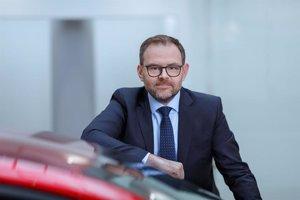 Mazda nombra a Martijn ten Brink como nuevo presidente y consejero delegado en Europa