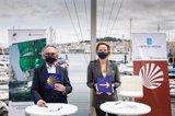 Los grandes veleros volverán a Vigo en 2022 con la 'Iacobus Maris', la ruta Xacobea más larga de la historia