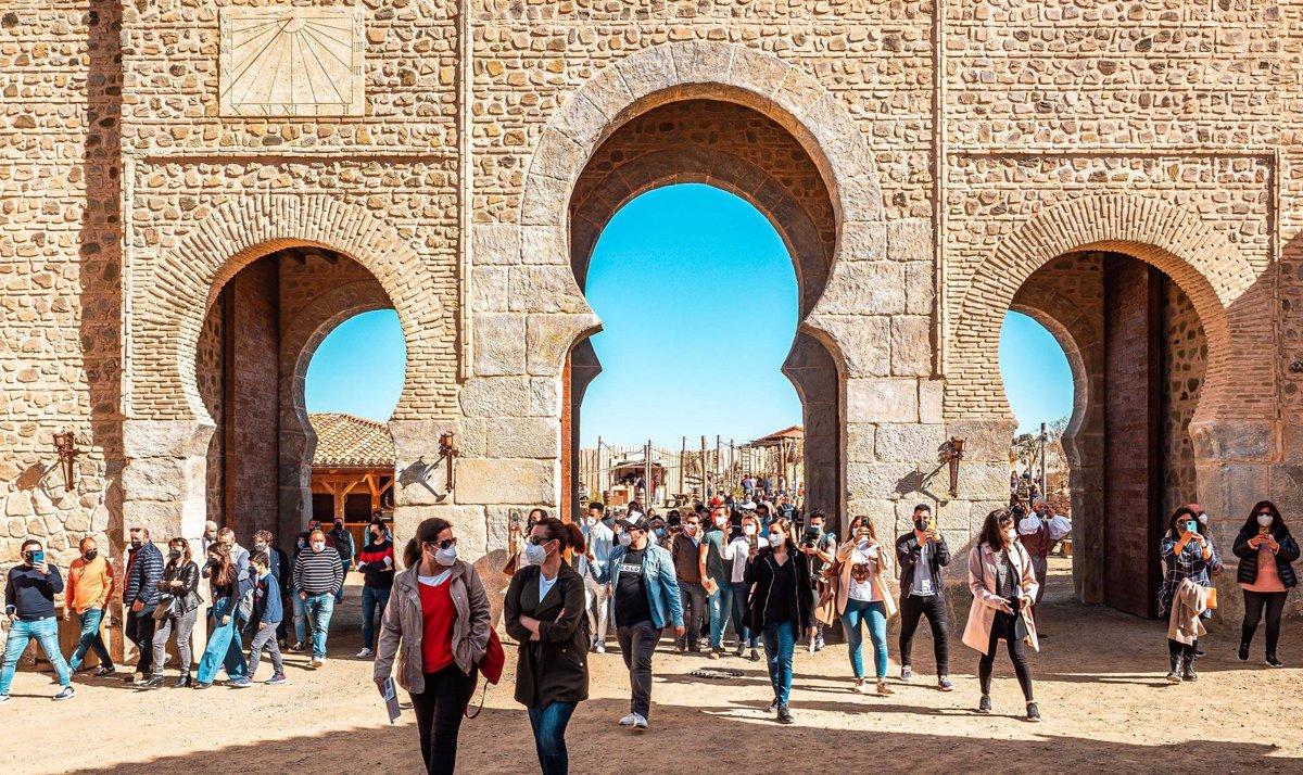 Puy du Fou España espera recibir 600.000 visitantes este año - Descubrir