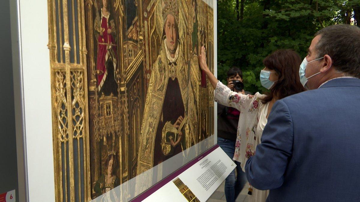 El Museo del Prado conquista Valladolid con una exposición al aire libre - Descubrir