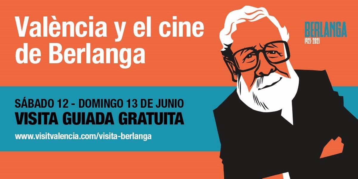 Visit València celebra el centenario del nacimiento de Berlanga con visitas guiadas - Descubrir