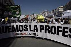La CESM desconvoca los actos de protesta contra la adjudicación de plazas MIR para centrarse en la vía judicial
