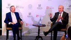 El exministro Josep Piqué asegura que no ve bien los indultos en las