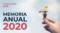 La Fundación LLYC apoyó en 2020 a 28 entidades sociales diferentes a través de 12 programas y cinco iniciativas