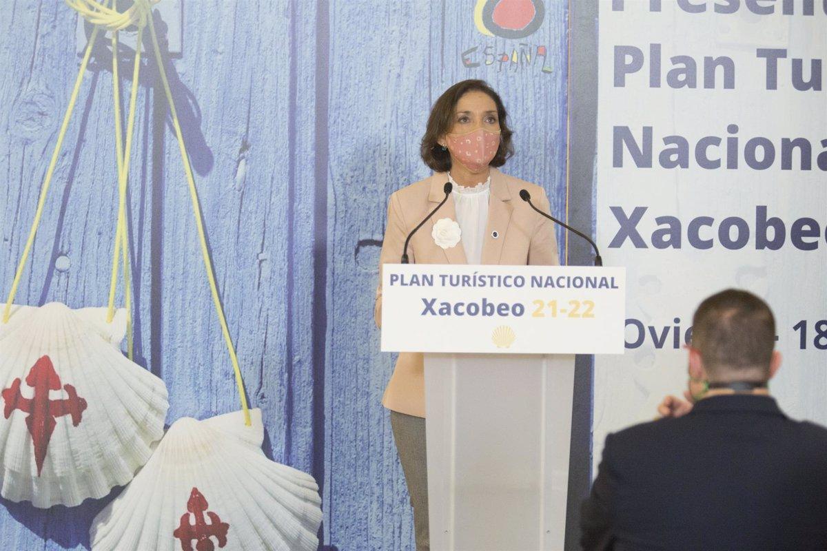 El Gobierno lanza el Plan Nacional Turístico Xacobeo, con 121 millones de euros de inversión - Descubrir