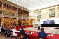El Rey preside la reunión del patronato de la Fundación Cotec