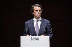 Exministros del PP coinciden con Aznar en el error político de los indultos durante la reunión del patronato de FAES