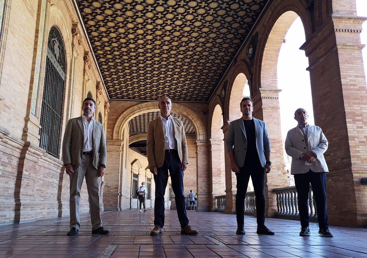 Sevilla acogerá en otoño el festival musical Icónica - Descubrir
