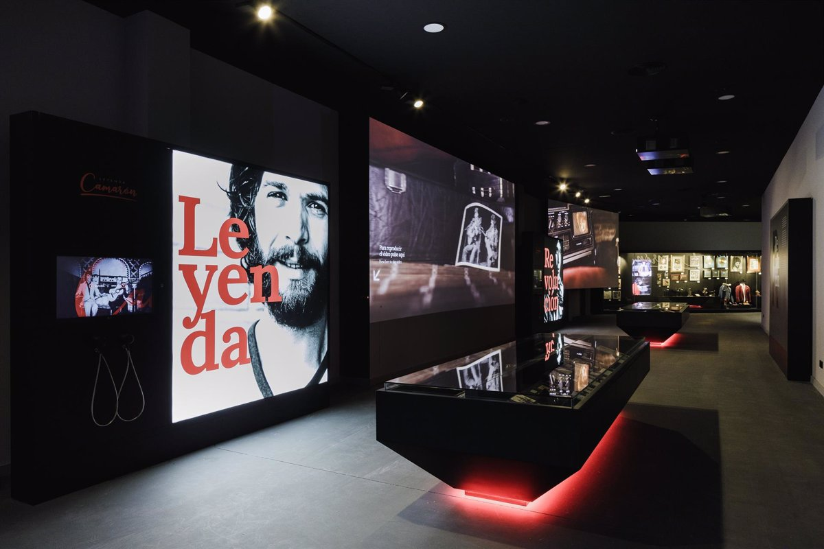 El Museo Camarón abre este martes las puertas al público - Descubrir