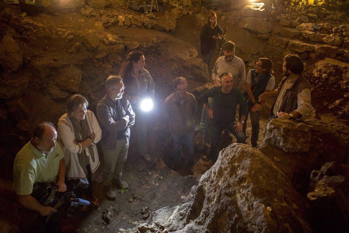 Las comunidades con cuevas Patrimonio de la Humanidad lanzan el Pasaporte rupestre - Descubrir