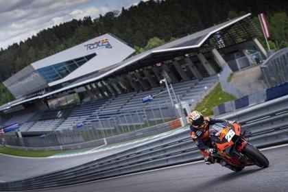 Dani Pedrosa volverá a competir en el Gran Premio de Estiria con KTM