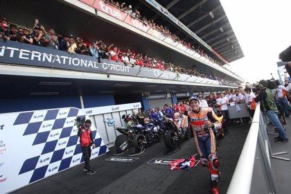 Cancelado el Gran Premio de Tailandia 2021