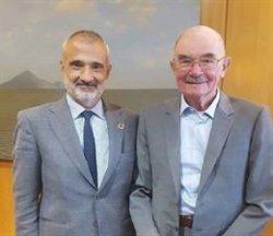 José Manuel Torralba, director del IMDEA Materiales, primer español en ser premiado con la Medalla de Oro de la FEMS