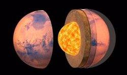 La misión Insight de la NASA confirma que Marte tiene un núcleo líquido y metálico