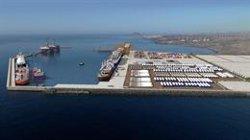 El tráfico de los puertos crece un 4,5% hasta junio, con nueve puertos en niveles anteriores a la pandemia
