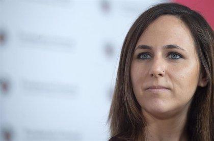 Belarra propone desplegar una prestación por crianza de 100 euros al mes para familias vulnerables