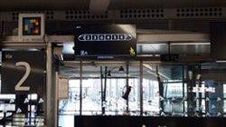 Adif restablece la circulación en la línea de alta velocidad Madrid y Barcelona suspendida por un incendio